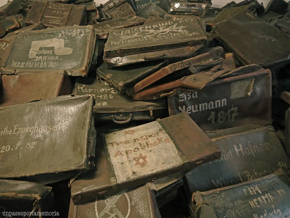 Las cenizas de Auschwitz-Birkenau