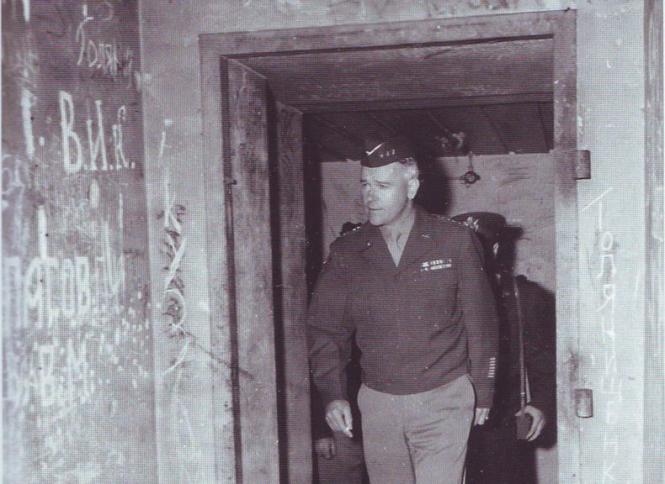 Lieutenant-General Joseph Lawton Collins